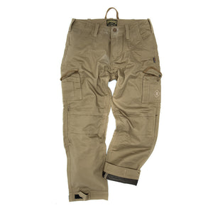 Mens PEKEV motorbike cargos, safer alternative to Kevlar cargos