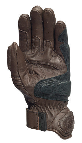 Roland Sands Design Ace Gloves in Tobacco