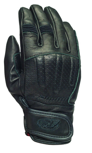 Roland Sands design Barfly Gloves in Black
