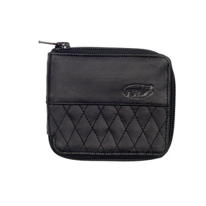 Roland Sands Design Crenshaw Wallet in Black