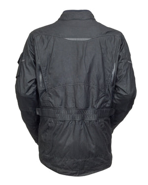 Roland Sands Design Houston Textile motorcycle jacket Black