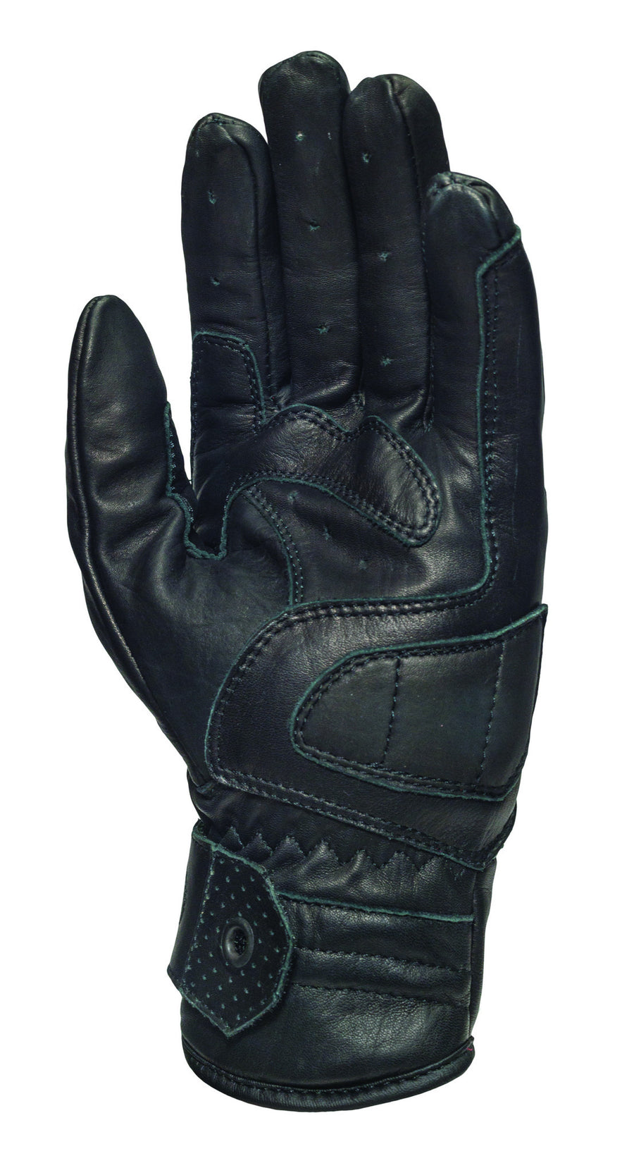Roland Sands design Ronin Gloves in Black