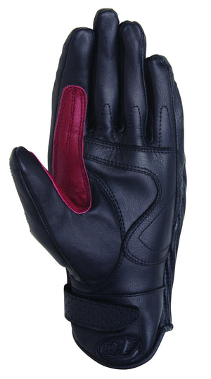 Roland Sands design Riot Gloves in Black