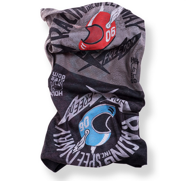 Holy Freedom Poker Bandana Tube