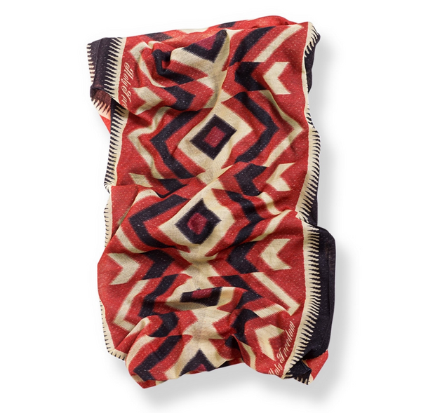 Holy Freedom Red Ciroki Bandana Tube