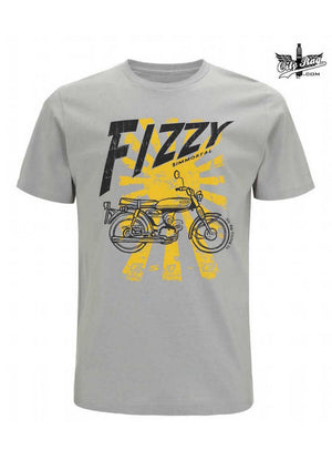Oily Rag Clothing Yamaha FS1-E (the Fizzy) T'Shirt