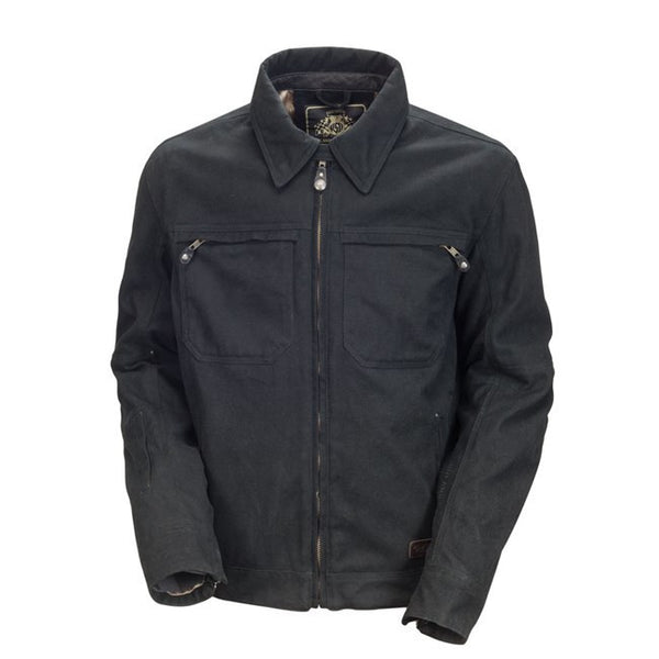 Roland Sands Design Cassidy Textile Jacket - Black
