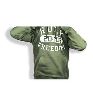Holy Freedom Old School Wind Stopper Hoodie