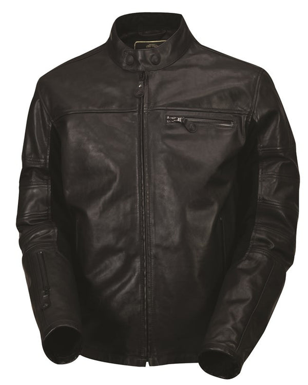 Roland Sands Design Ronin Black Ops Leather Jacket