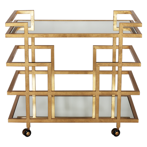 Ireland Bar Cart
