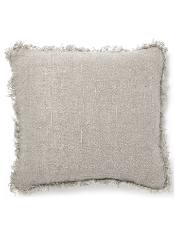 Bedouin Cushion - Natural - 50 x 50cm-Eadie Lifestyle-The Vignette Room - Unique & Inspiring Furniture & Homewares in Paddington Sydney