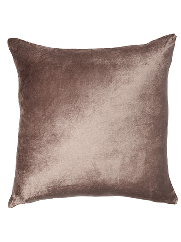 Precious Metallic Velvet Cushion - Rose Gold - 50 x 50cm-Eadie Lifestyle-The Vignette Room - Unique & Inspiring Furniture & Homewares in Paddington Sydney