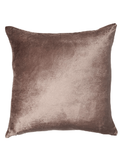 Precious Metallic Velvet Cushion - Rose Gold - 60 x 60cm-Eadie Lifestyle-The Vignette Room - Unique & Inspiring Furniture & Homewares in Paddington Sydney