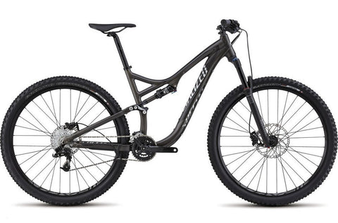 Specialized Camber FSR Comp 29 - Gloss Charcoal/Black Medium