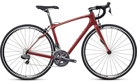 Specialized Ruby Sport - Red/White/Silver - 54cm