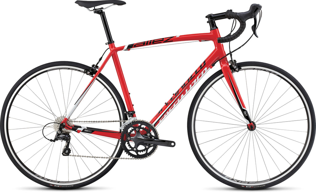 Specialized Allez Sport- Red/White/Black - 54cm
