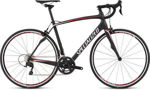 Specialized Roubaix SL4 Elite - Carbon/Red/White - 56cm
