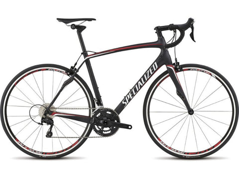 Specialized Roubaix SL4 Elite - Carbon/Red/White - 52cm