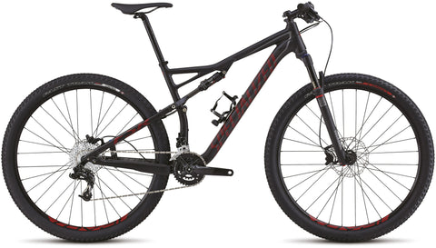 Specialized Epic FSR Comp 29 - Black/Red/Charcoal - Large