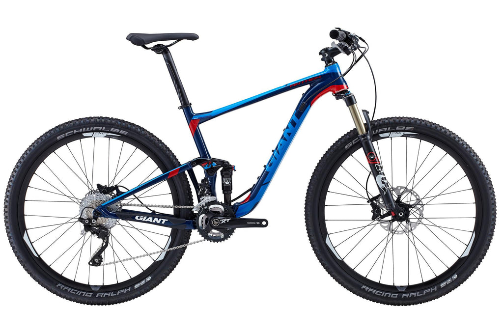 Giant Anthem 1 - 27.5 Blue/Red, Medium