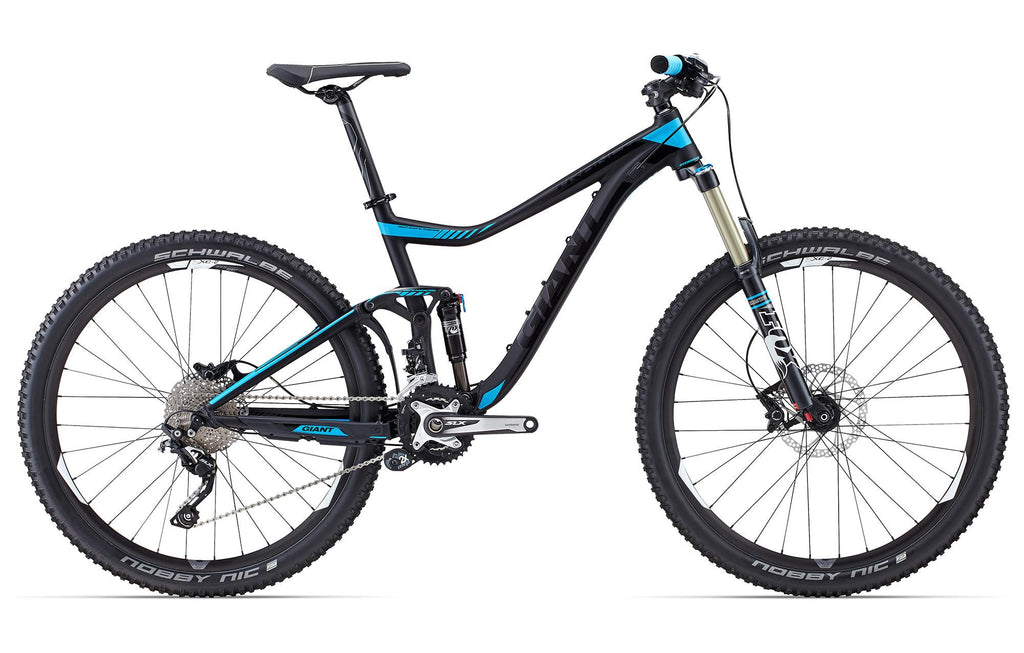 Giant Trance 2 - 27.5 Medium, Black/Blue