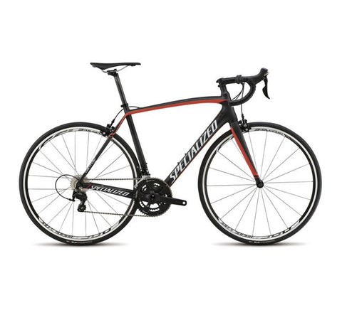 Specialized Tarmac Elite - Carbon/Rocket Red/White - 58cm