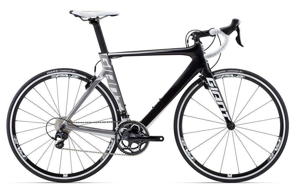 Giant Propel Advanced 2 ML Comp Black/grey