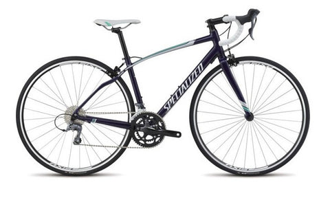 Specialized Dolce - Indigo/Silver/Emerald Green/Teal - 48cm