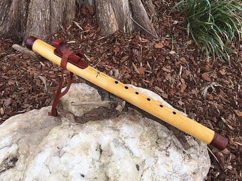 Alaskan Yellow Cedar Key of G Native American Style Flute