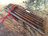 Classic Western Red Cedar Key of F# Native American Style Flute