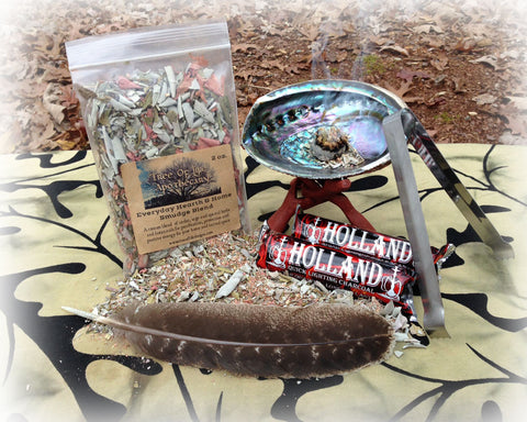 Everyday Hearth & Home Smudge Kit Incense