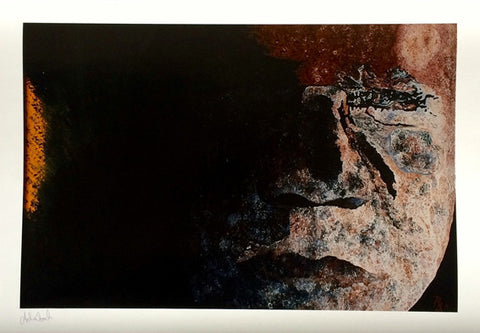 Limited Edition Archie Roach Portrait Print