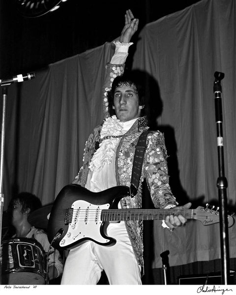 Pete Townshend, The Who Grande Ballroom, 1967