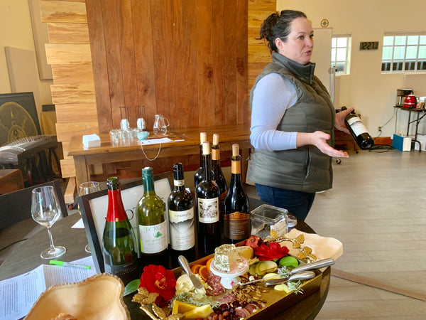 Cheesemaking and Wine-Pairing with FARMcurious