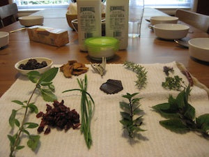 Herbs for Chevre300