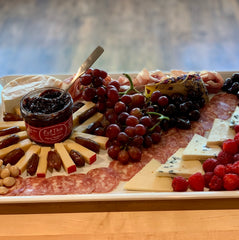 Guided Cheese, Olive Oil & Vinegar Tasting for CVSAA, a Follow-Along Virtual Event (FAVE) - Thur, Dec 10, 2020