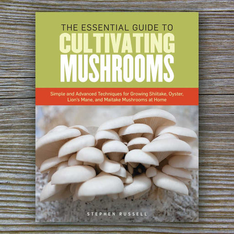 Cultivating Mushrooms - Book by Stephen Russell