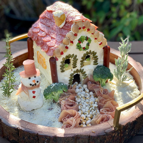 Creating Your Charcuterie Chalet, a Follow-Along Virtual Event - Sat, Dec 12, 2020
