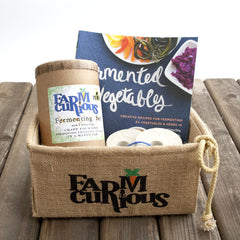 The Ultimate Fermenting Kit in gift box