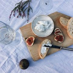 Farmhouse Favorites: Clabbered Cottage Cheese, Cultured Butter, & Cream Cheese