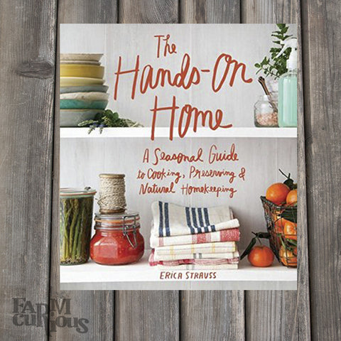 The Hands-On Home - Book by Erica Strauss
