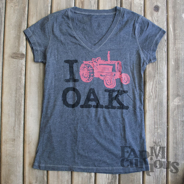 I Farm Oakland Women's shirt