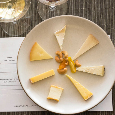 Seven Cheeses, Seven Wines - Ultimate Pairing Guide - Friday, July 12, 2019