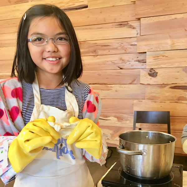 Family Cheesemaking - Unicorn Ricotta & Goat Cheese! - Sat, Jan 5, 2019