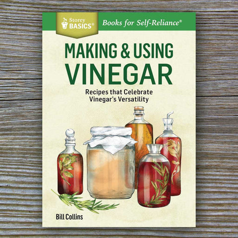 Making & Using Vinegar Booklet