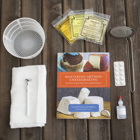 Master Cheesemaking Kit