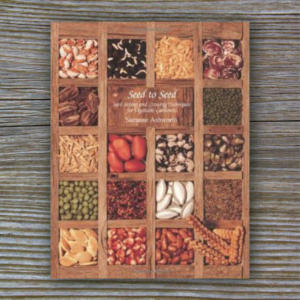 Seed to Seed - Book by Suzanne Ashworth