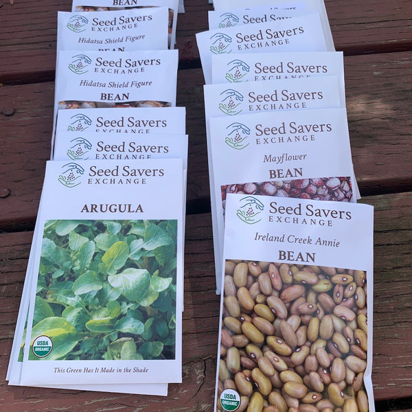 Seed Saver's Exchange Seeds