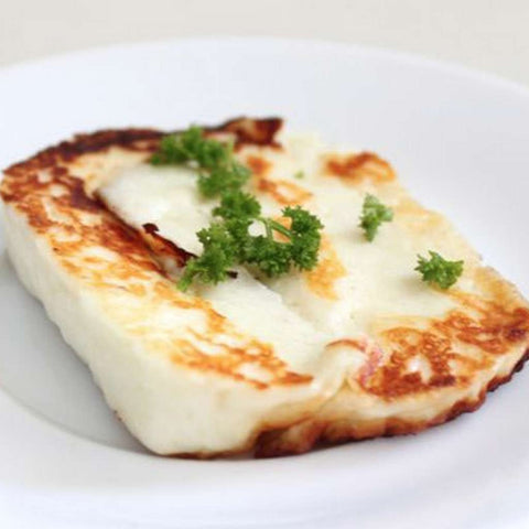 Learn Simple Summer Cheeses: Fresh Ricotta & Grillable Halloumi