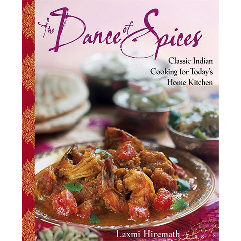 The Dance of Spices - Book by Laxmi Hiremath